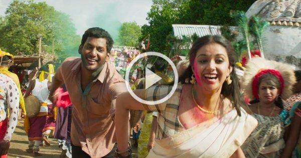 Sandakozhi 2 Official Trailer | Vishal, Keerthi Suresh 1