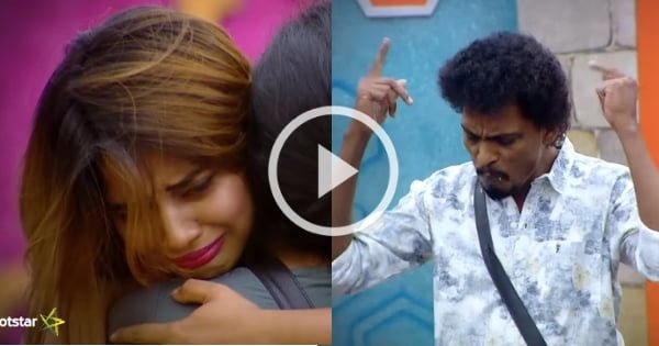 Sendrayan enters the house and made Aishwarya cry 11