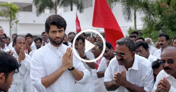 NOTA Official Tamil Sneak Peek | Vijay Devarakonda 13