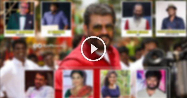 Thala 59 Complete Cast & Crew Official 1
