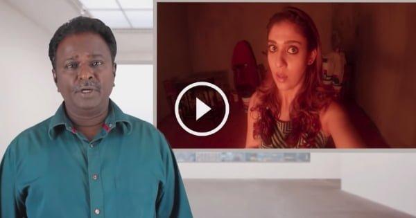 Airaa Promo   Nayanthara   Yogi Babu   Blue Sattai 3