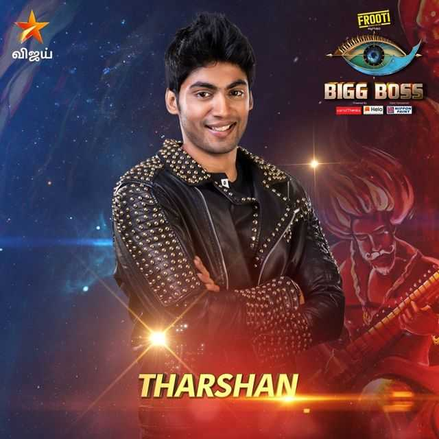 Bigg Boss Tamil Vote for Tharshan