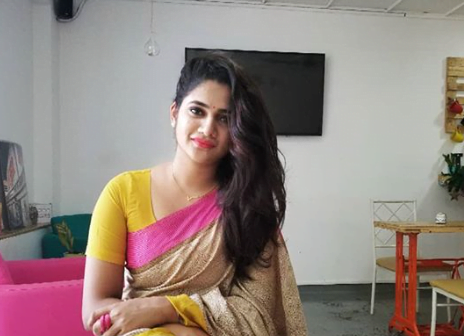 Bigg Boss 3 Tamil- Losilya Mariya