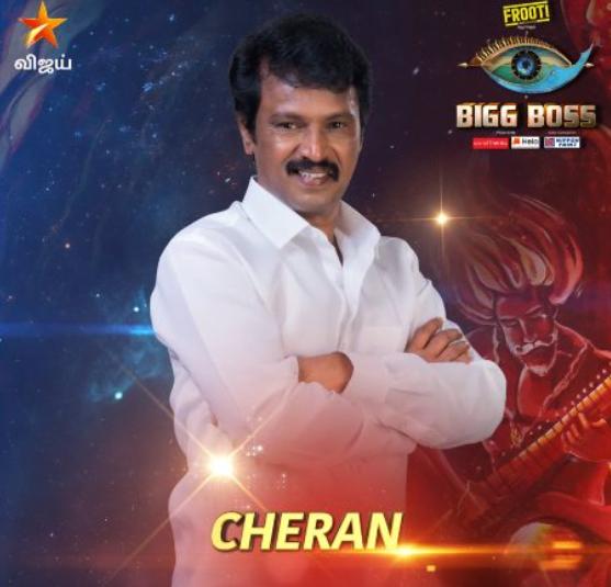 Bigg Boss 3 Tamil- Cheran
