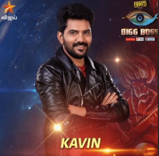 Bigg Boss 3 Tamil - Kavin Raj