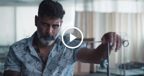 Kadaram Kondan - Official Teaser | Vikram - Tamilglitz