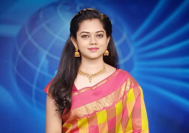 Bigg Boss Tamil Vote for Anitha Sampath