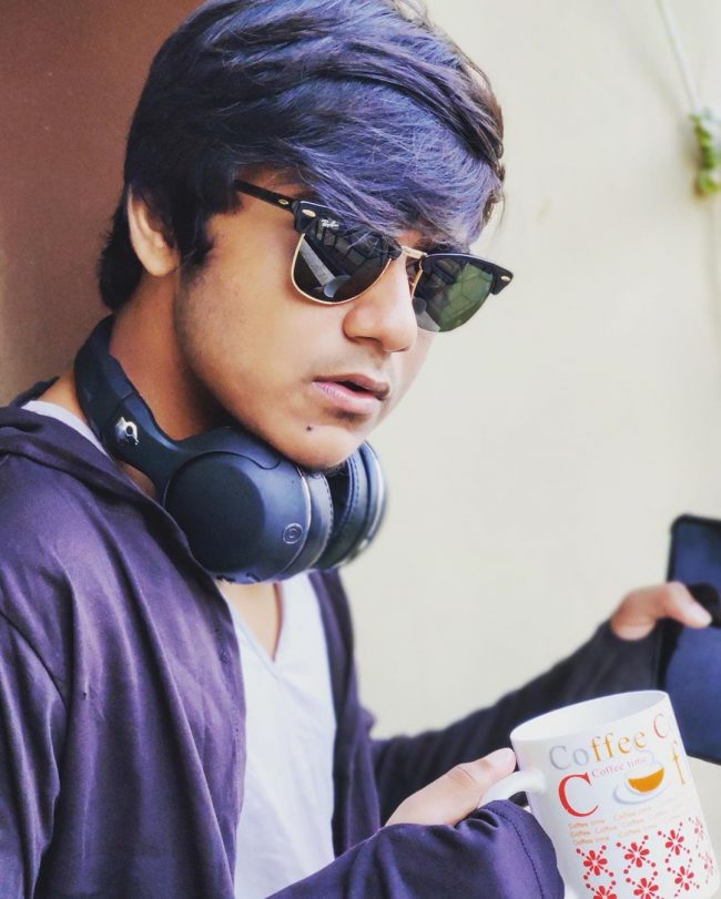 Aajeedh Khalique Super singer