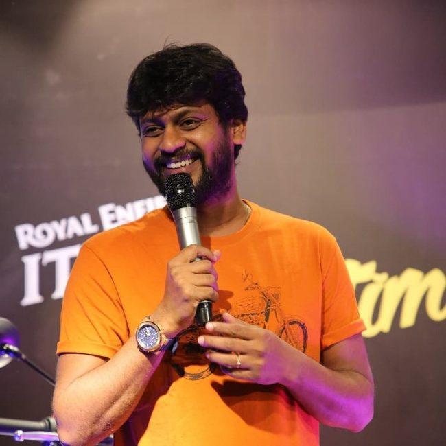 Actor Rio Raj