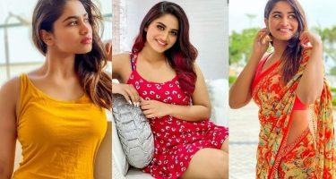 Shivani Narayanan Photos (HD Images)