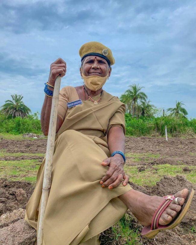 Gangavva Bigg Boss Telugu Vote 6