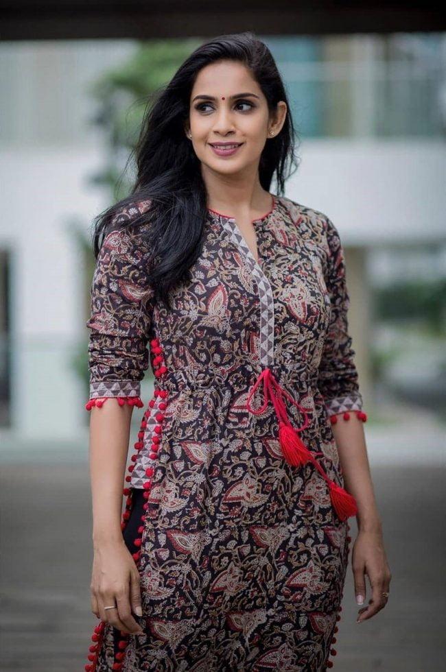 Samyuktha Vijay TV Photos