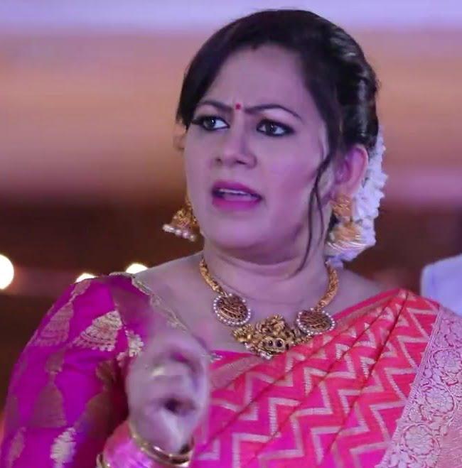 Archana VJ zee Tamil