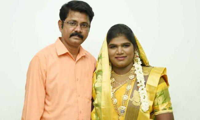 Aranthangi Nisha Husband