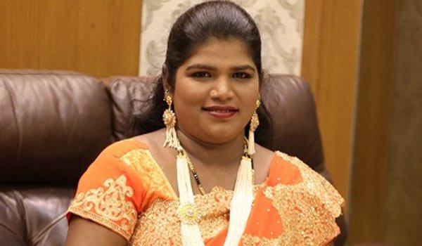 Aranthangi Nisha Vijay TV