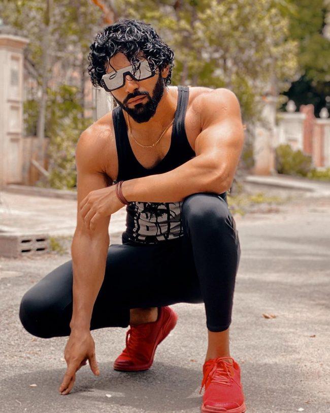 Mr international India 2018