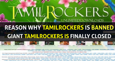 TamilRockers Closed – Piracy Giant TR Shutdown Permanently ?
