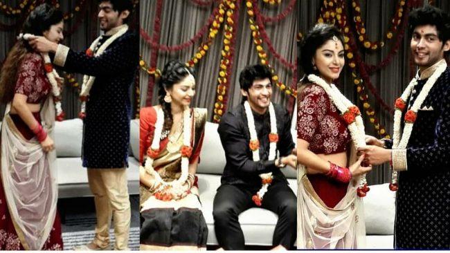 sanam shetty marriage photos