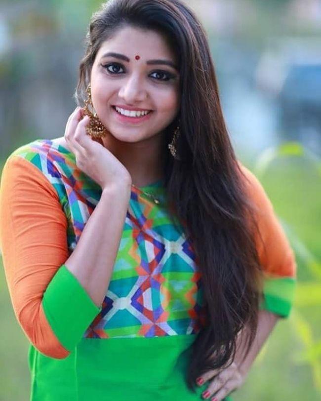 Aditi Menon Charming