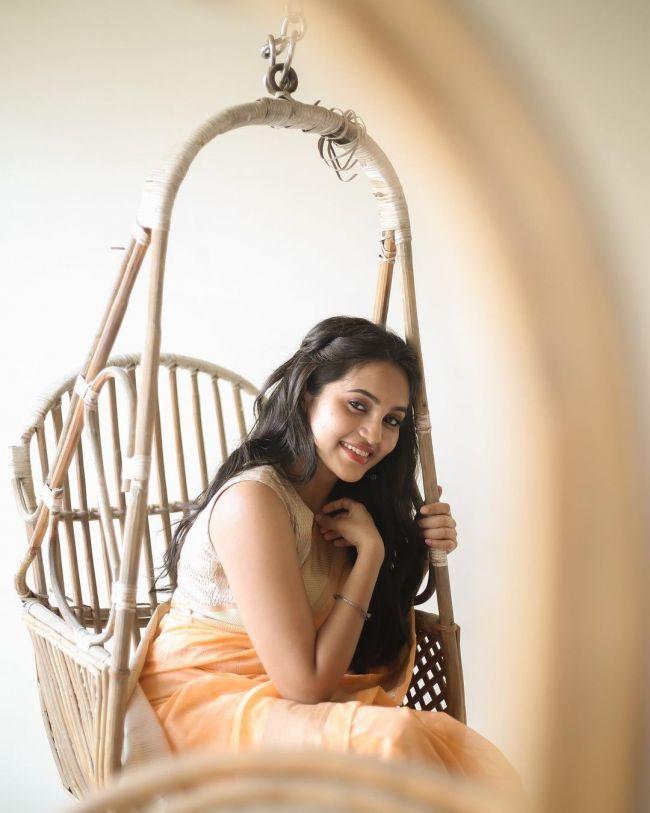 Bhavani Sre Relaxing