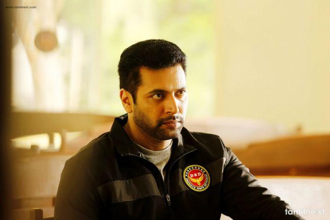 Jayam Ravi Black