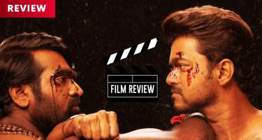 Master Movie Review & Ratings   Actor Vijay