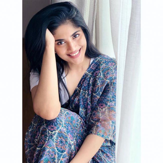 Megha Akash Stunning