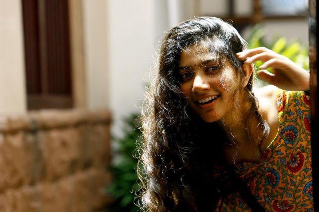 Sai Pallavi Charming