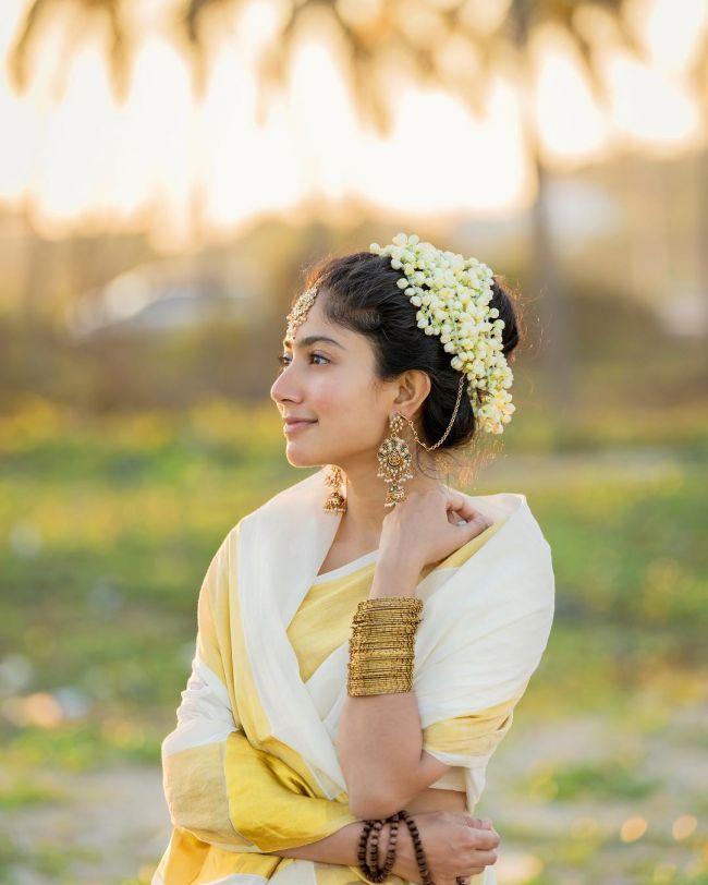 Sai Pallavi Kerala Dress