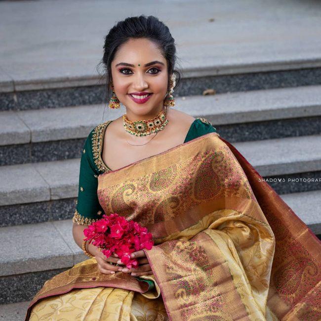 Smruthi Venkat Traditional
