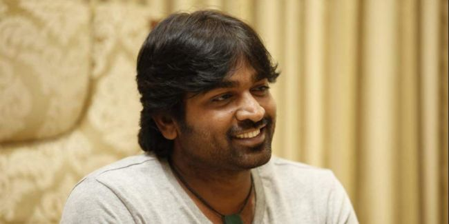 Vijay Sethupathi Charming