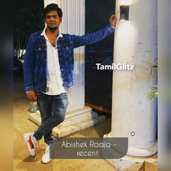 Abishek Raja - Bigg Boss 5 Tamil Contestant