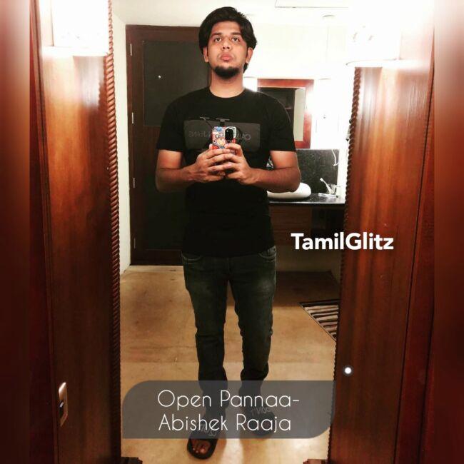 Abishek Raja Bigg Boss Tamil 5 Contestant