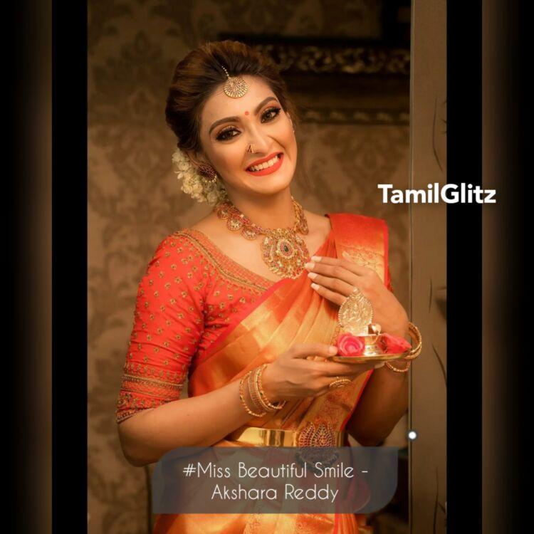 Akshara Reddy - Bigg Boss Tamil 5 Contestant