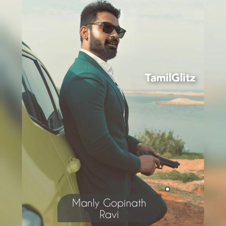 Gopinath Ravi - Bigg Boss Tamil 5 Contestant