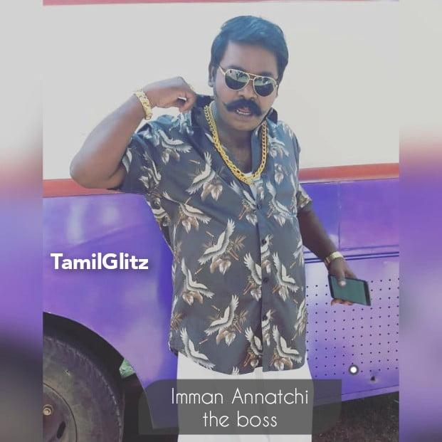 Imman Annachi - Bigg Boss Tamil 5 Contestant
