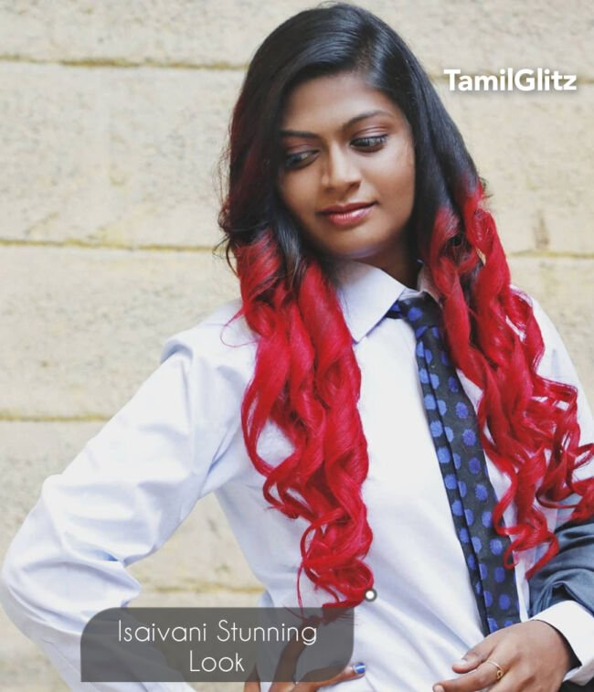 Isaivani - Bigg Boss Tamil 5 Contestant
