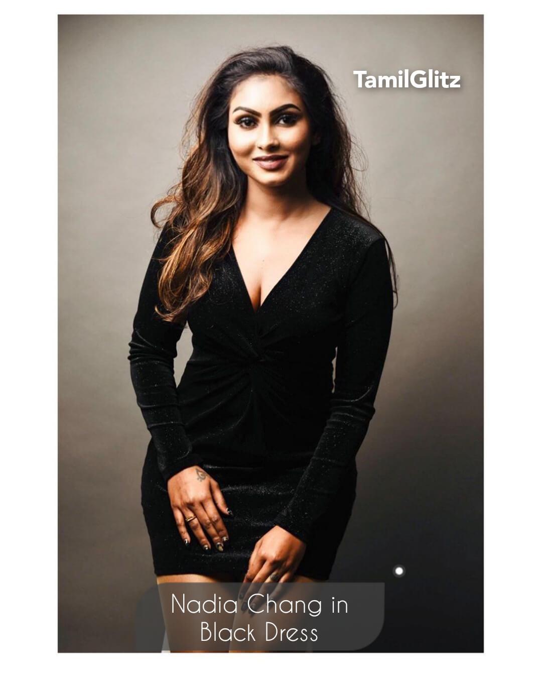 Nadia Chang Bigg Boss Tamil 5 Contestant