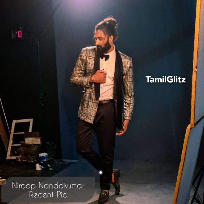 Niroop Nandhakumar - Bigg Boss Tamil 5 Contestant