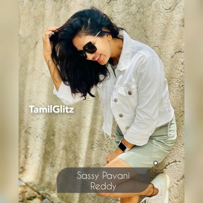 Pavani Reddy - Bigg Boss Tamil 5 Contestant