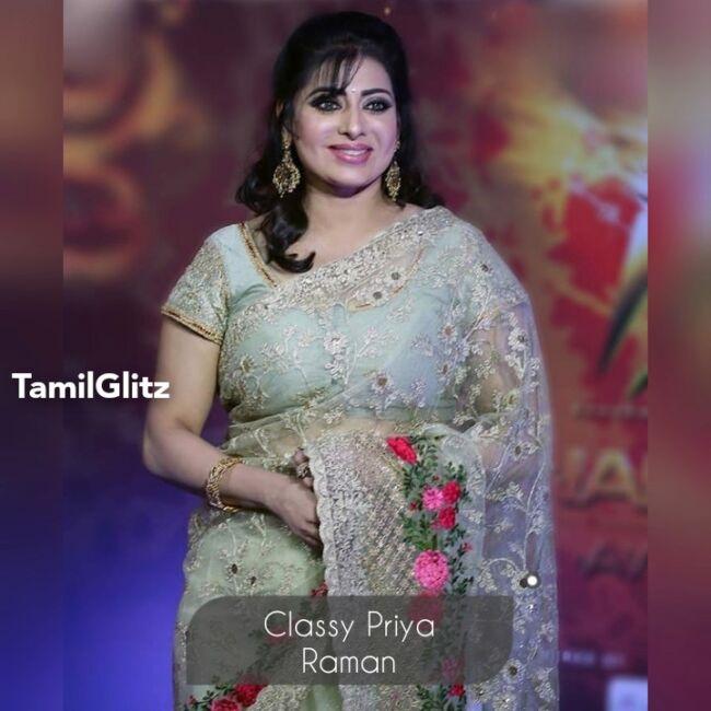 Priya Raman - Bigg Boss Tamil 5 Contestant