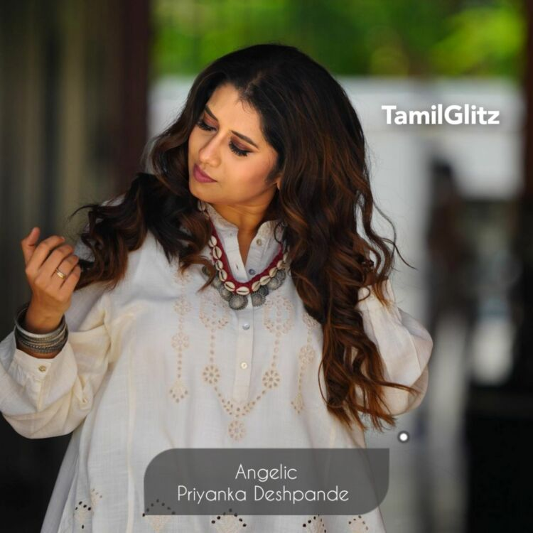 Priyanka Deshpande - Bigg Boss Tamil 5 Contestant